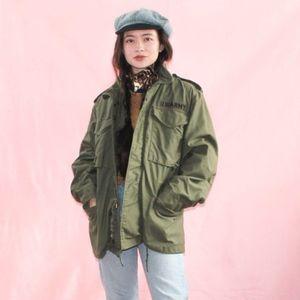 VTG 1990s Military Jacket